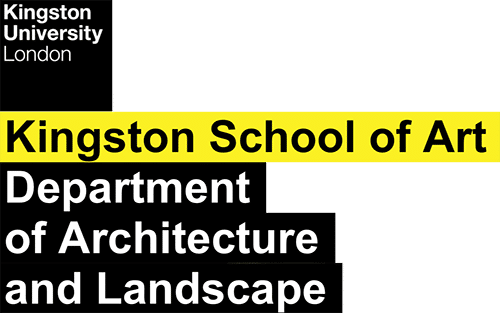 Kingston School of Art - Department of architecture and landscape - Register Podcast