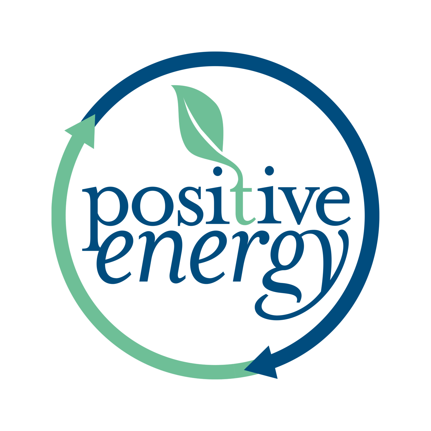 Positive energy - The Building Science podcast
