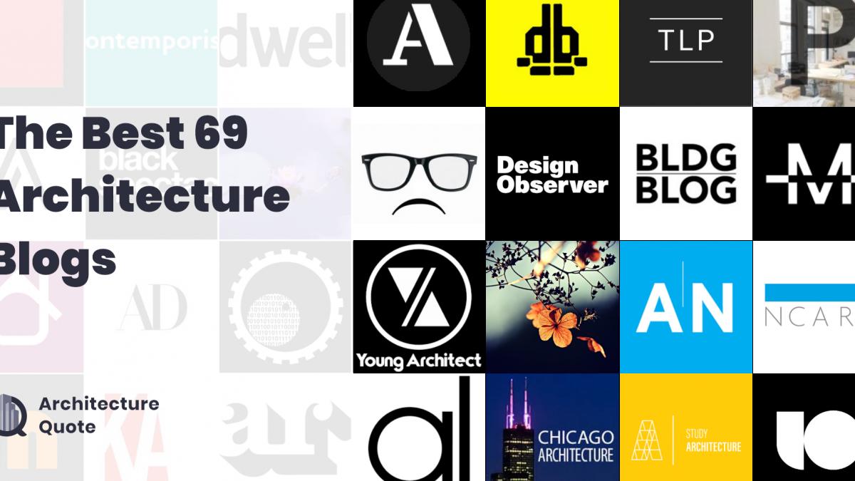 69 Architecture Blogs