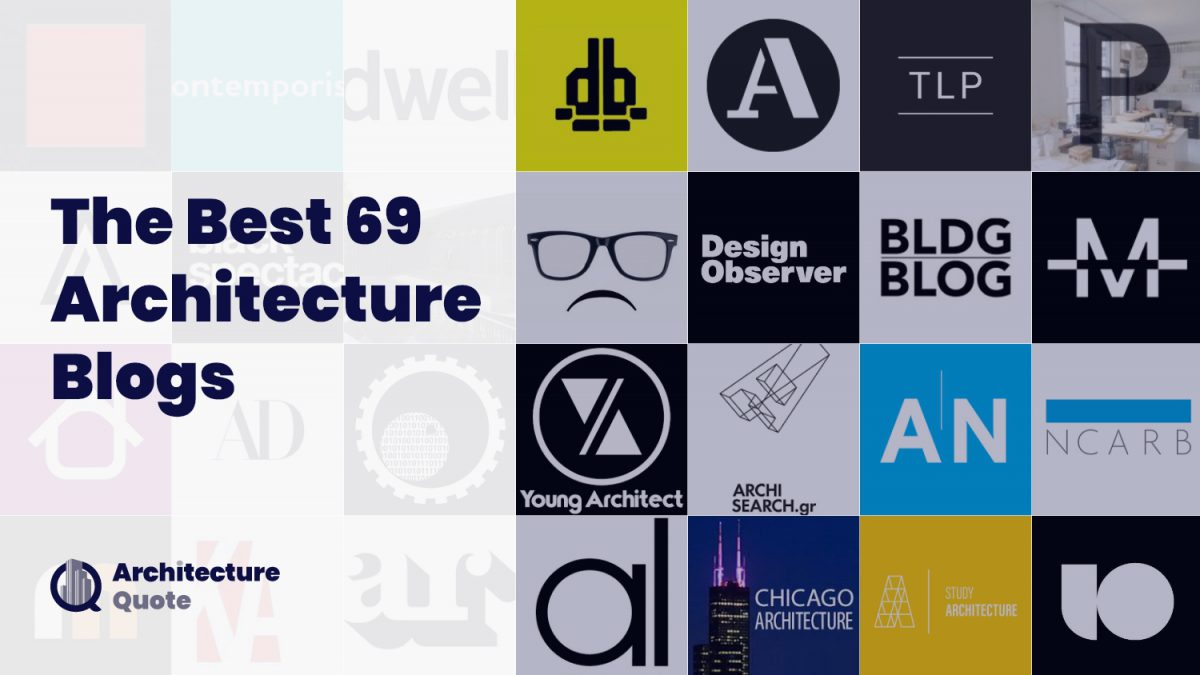 The Best 69 Architecture Blogs