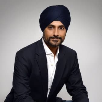 Arsh Chaudry CEO of Space Matrix