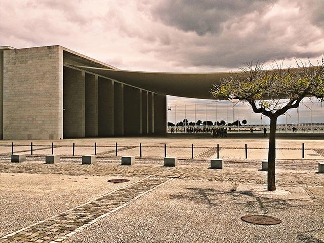 The Expo'98 Portuguese National Pavilion