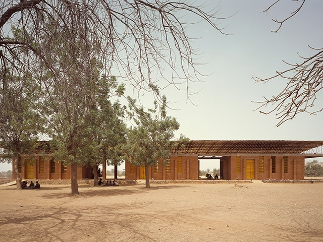 Primary School in Gando.