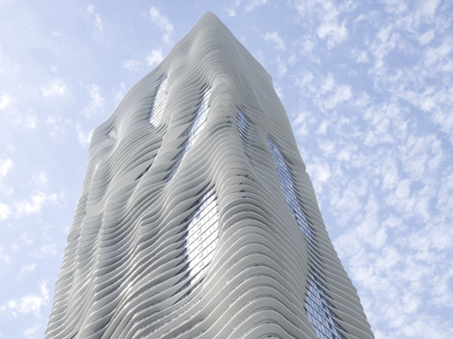 The Aqua Tower