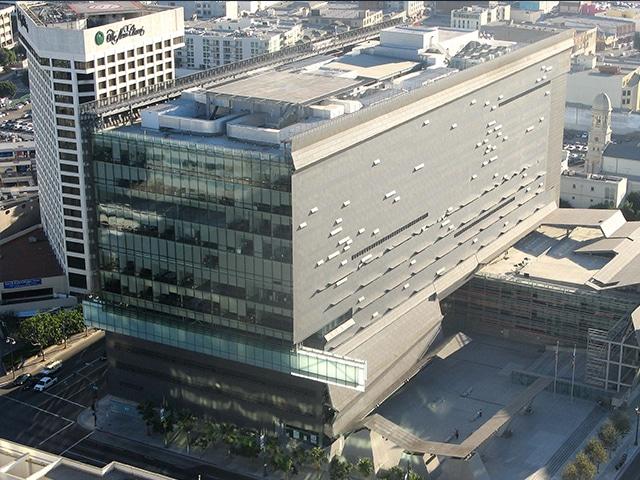 The Caltrans District 7 Headquarters