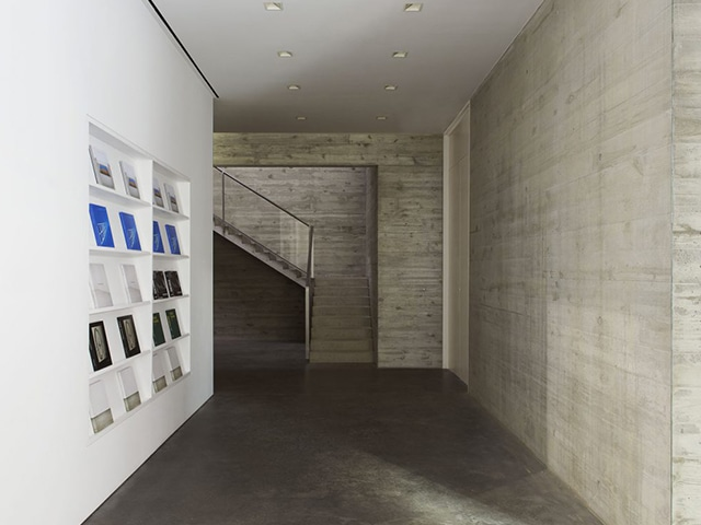 The David Zwirner Gallery