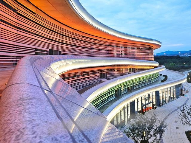 The Fangshan Tangshan National Geopark Museum