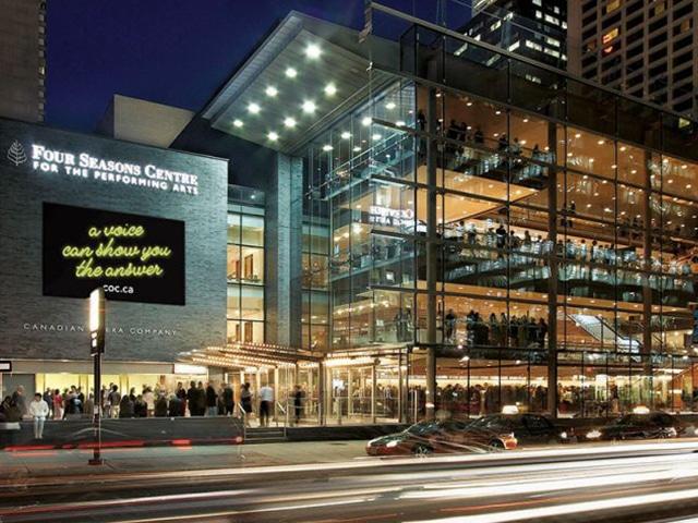 The Four Seasons Centre