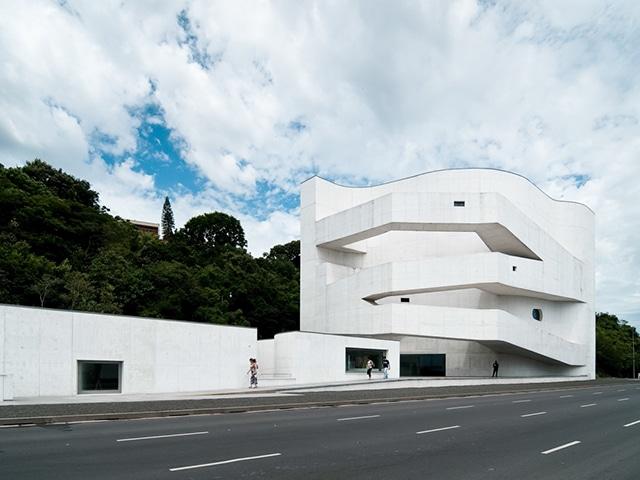 The Ibere Camargo Museum