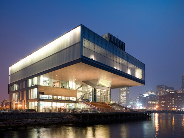 The Institute of Contemporary Art