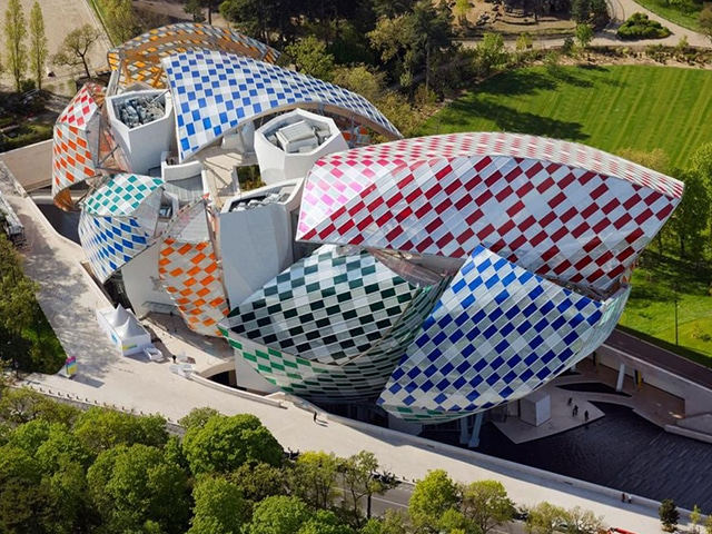 The Louis Vuitton Foundation  By Frank Owen Gehry
