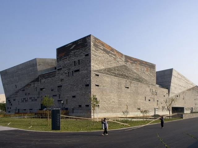 The Ningbo Museum