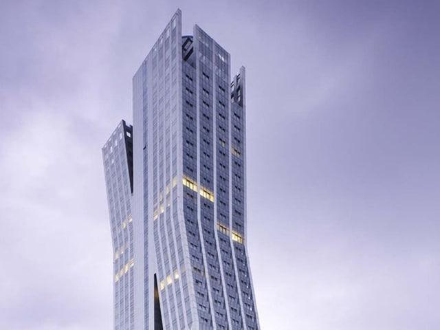 The S-Trenue Tower