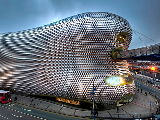 The Selfridges Building