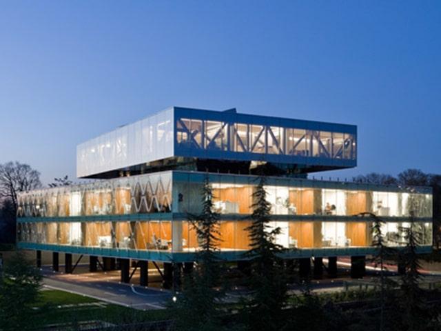 The Vakko Headquarters and Power Media Center