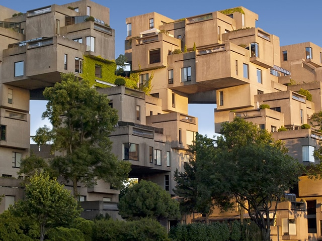 Habitat 67 the low cost home