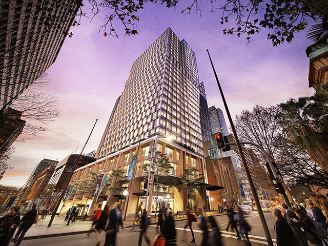 60 Martin place