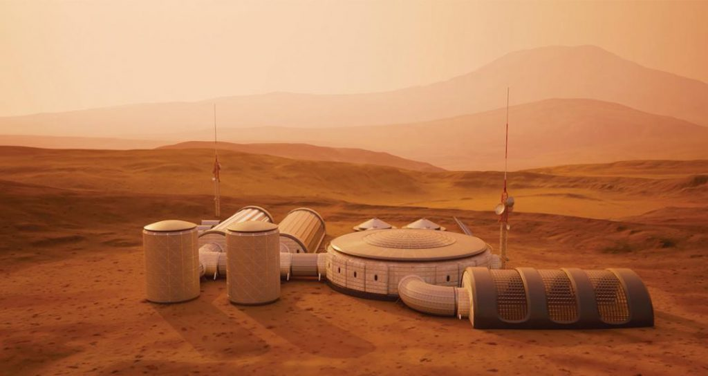 Jacobs and NASA can fabricate habitable outposts