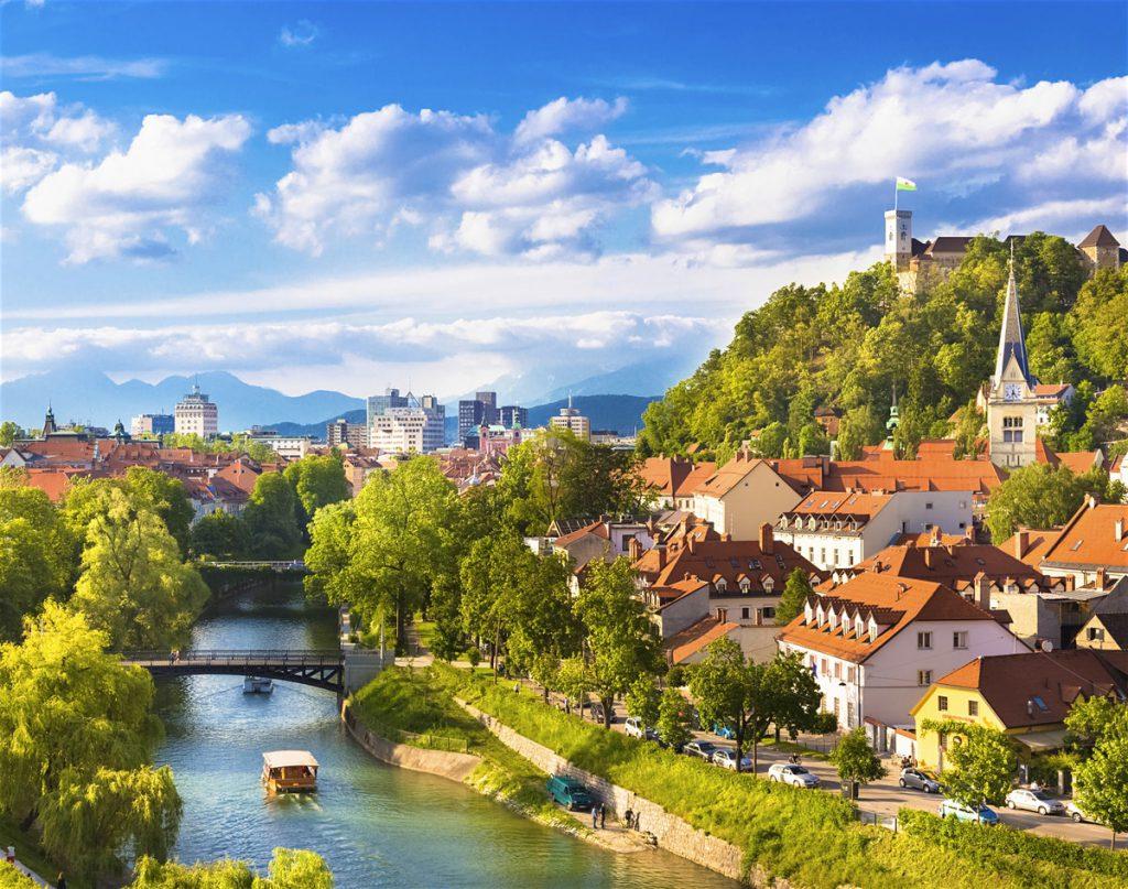 city of ljubljana architecture