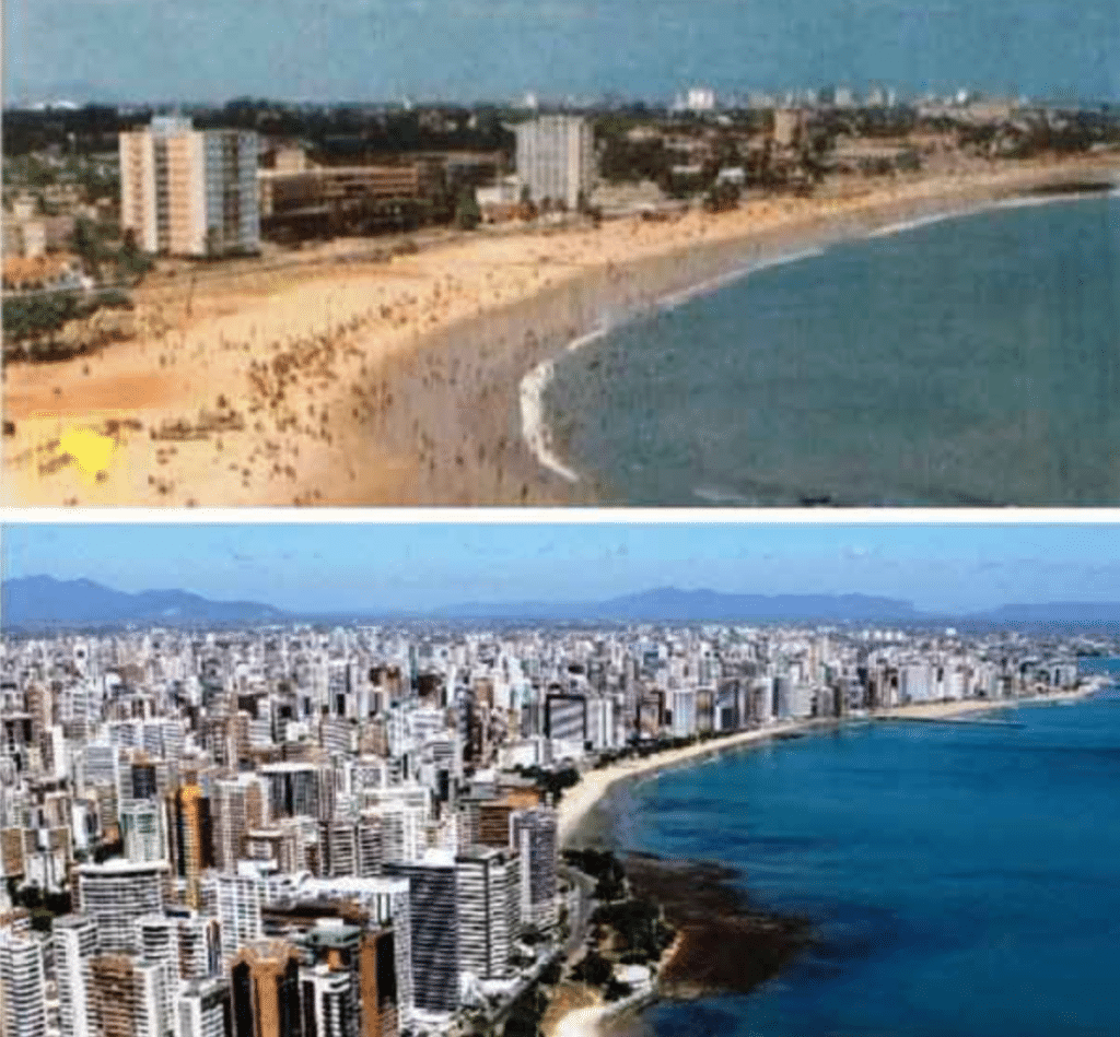 Fortaleza Before and After, Fortaleza, Brasil
