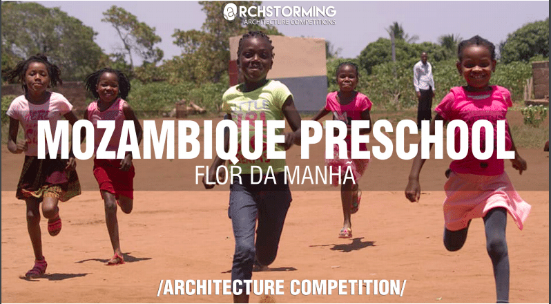 Mozambique school architecture