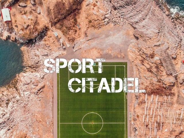 Sport citadel architecture
