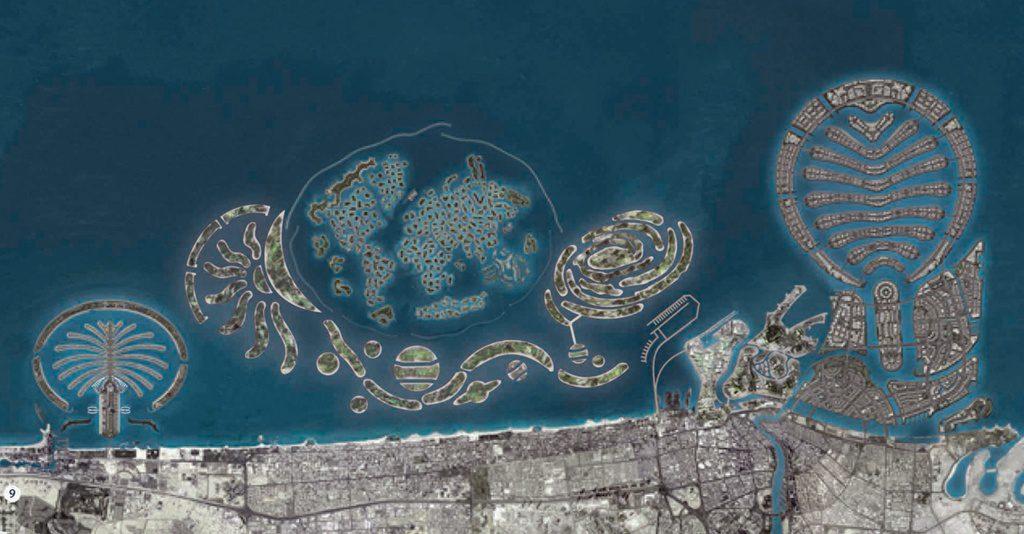 The Universe, Dubai, UAE