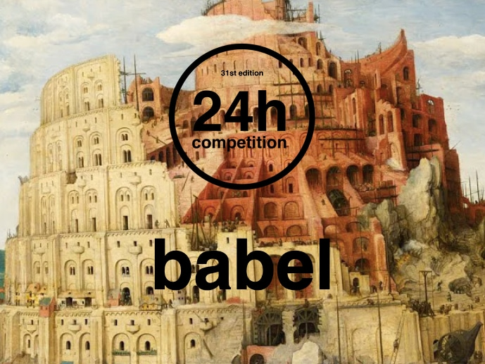 Babel 24h competition