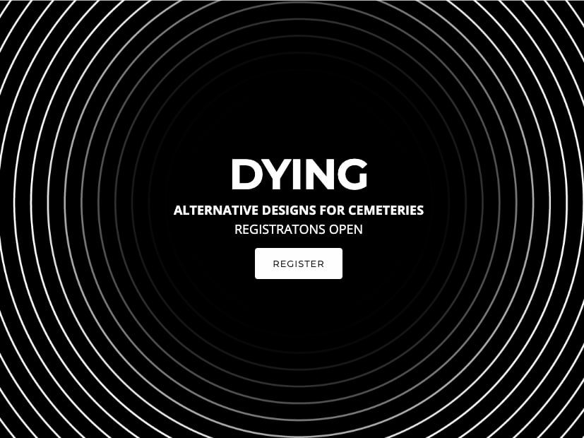 dying competition logo