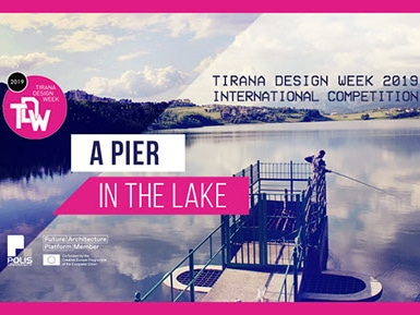 pier in the lake  architecture competition