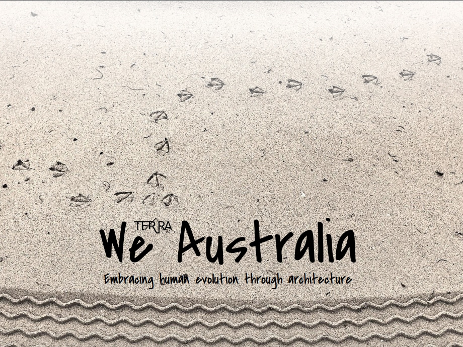 we australia architecture