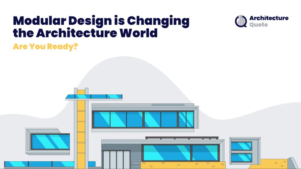 Modular design cover image