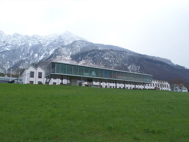 The University of Liechtenstein