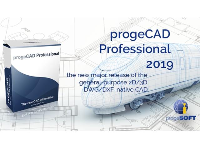 ProgeCAD  software