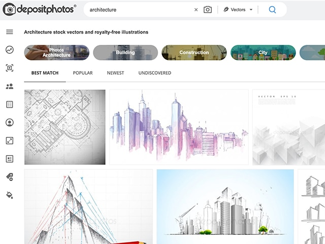 free vectors for architects
