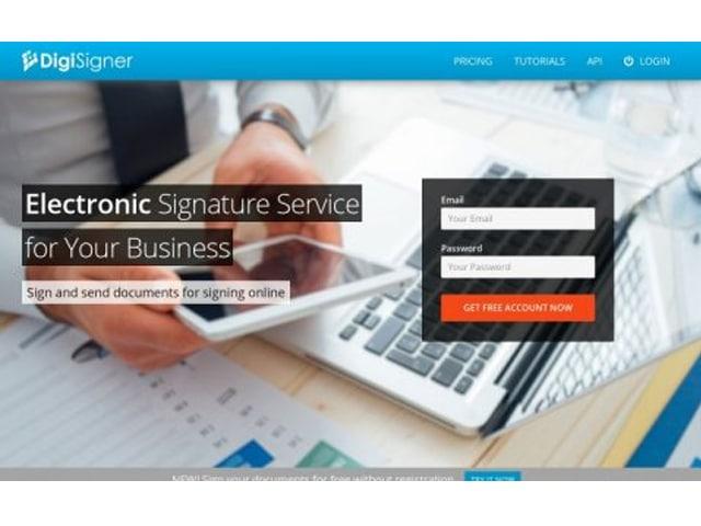 digi signer platform