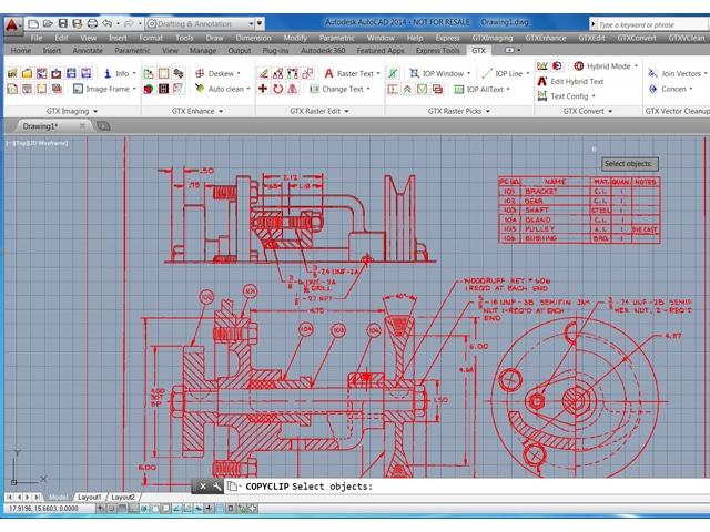 gtx  architecture software