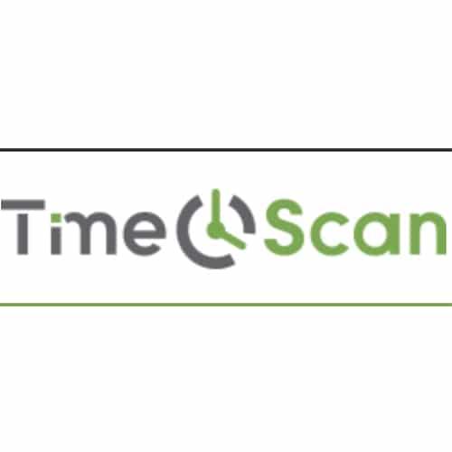 time scan logo