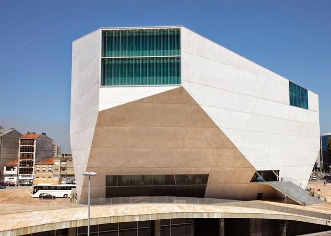 Casa Da Musica Portugal