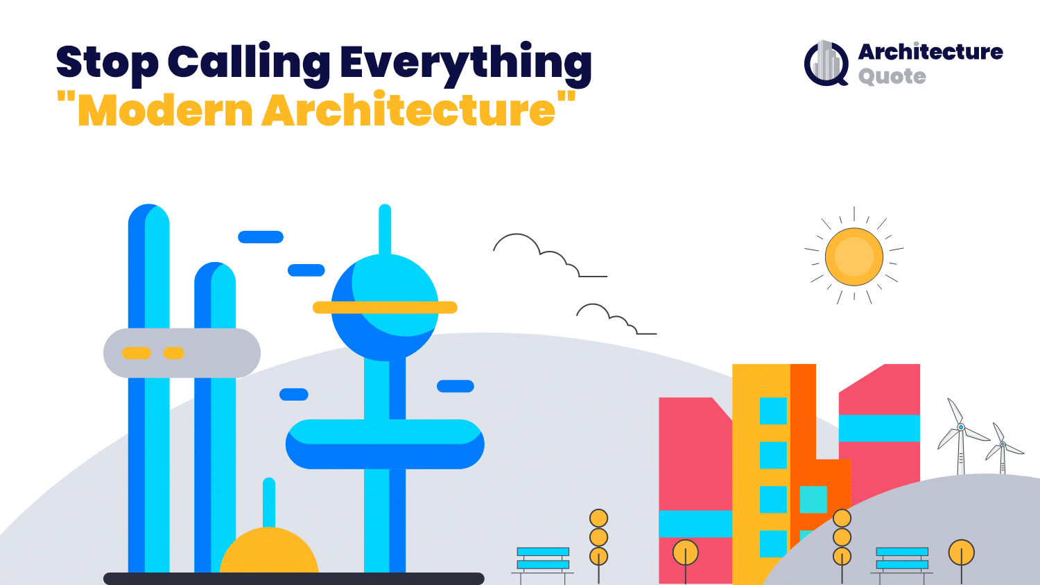 stop calling everything modern architecture feature image