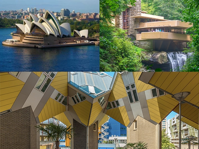 examples of modern architecture