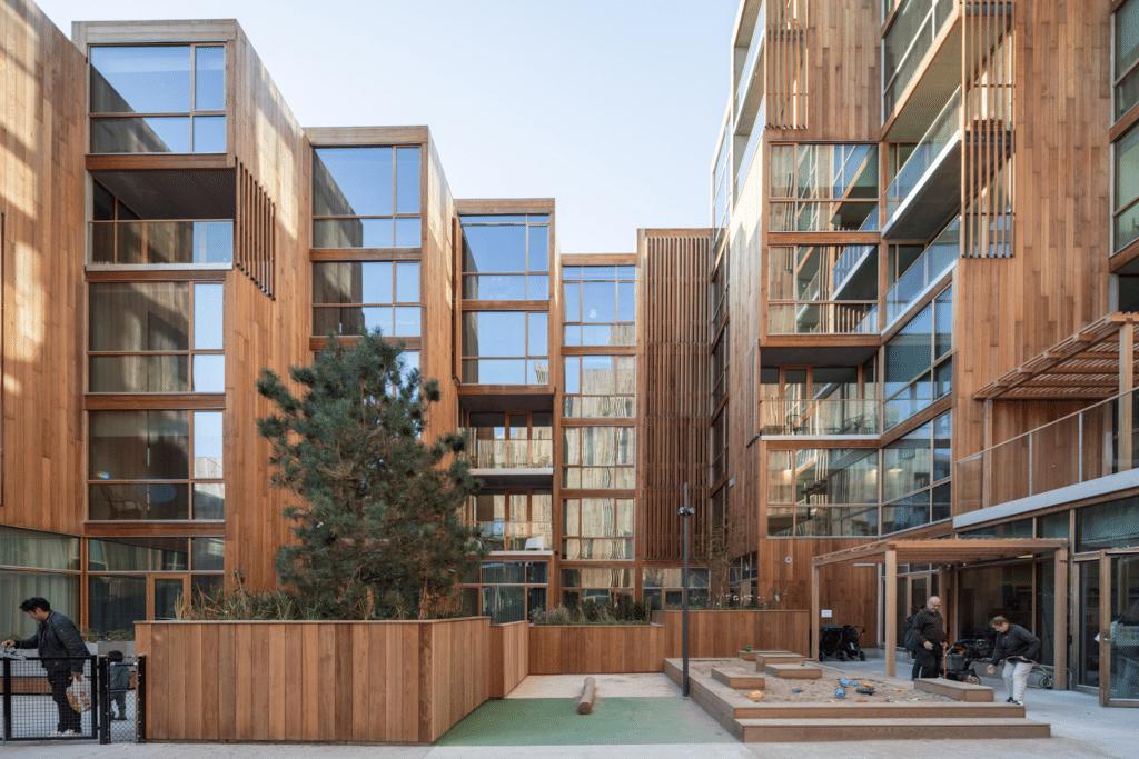 79 & Park Stockholm, BIG, modular modern architecture