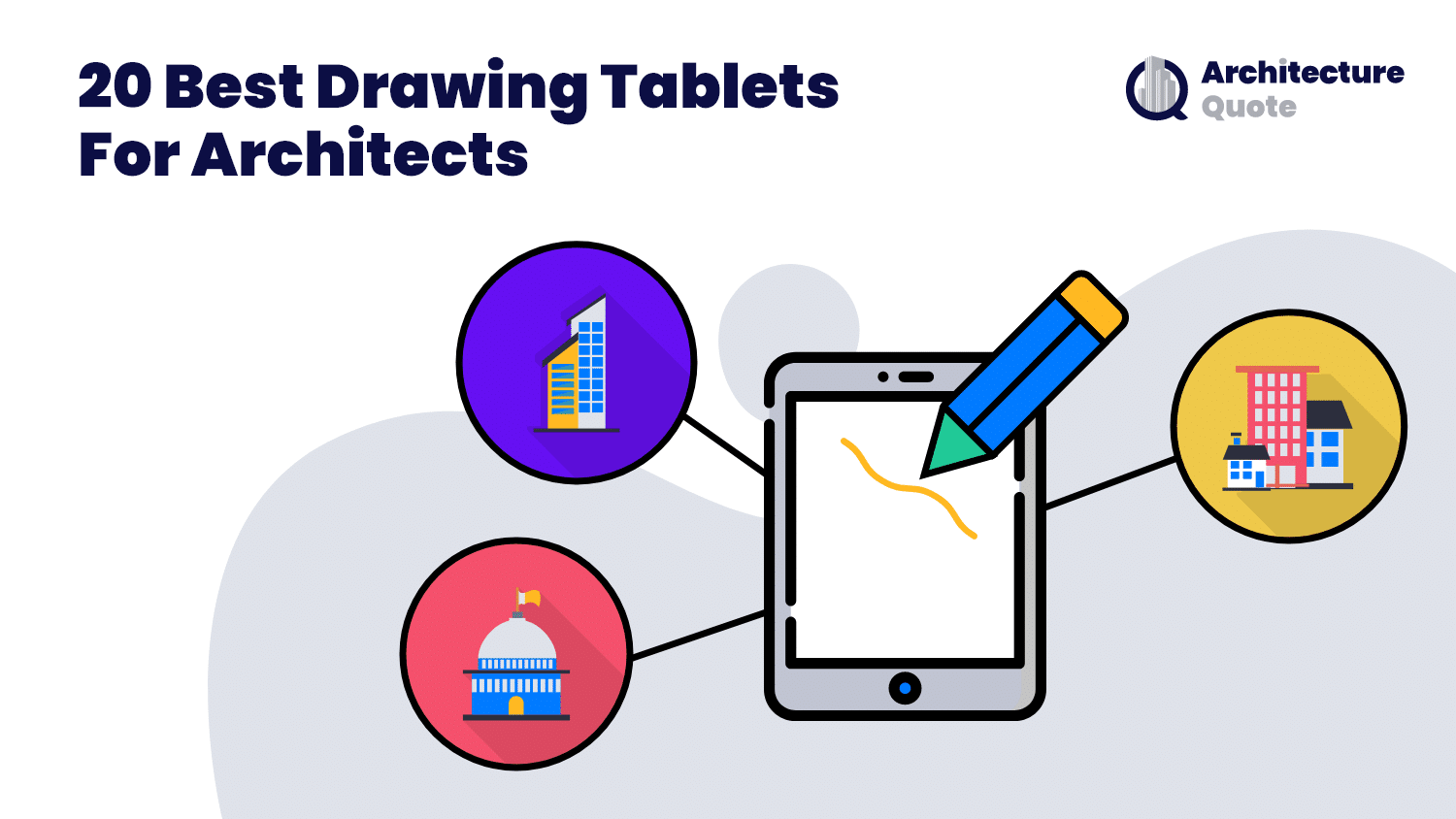 20 Best Drawing Tablets For Architects feature article image