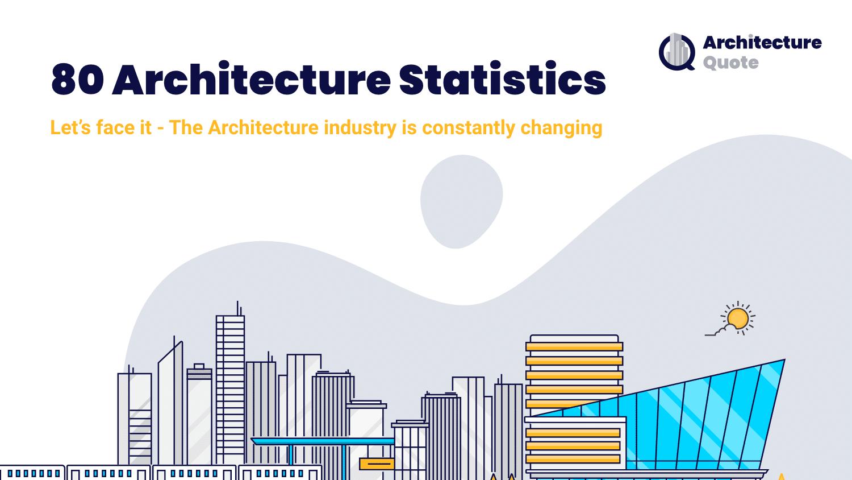 80 Architecture Statistics [2020 UPDATE]