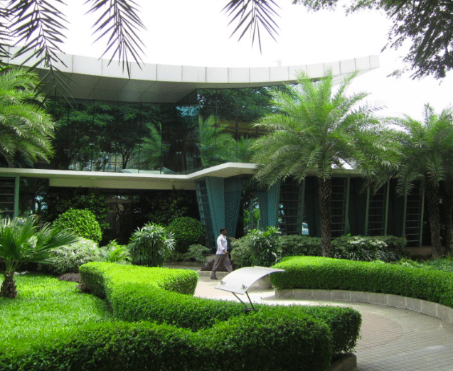 Mahindra World City by architect Sheila Si Prakash