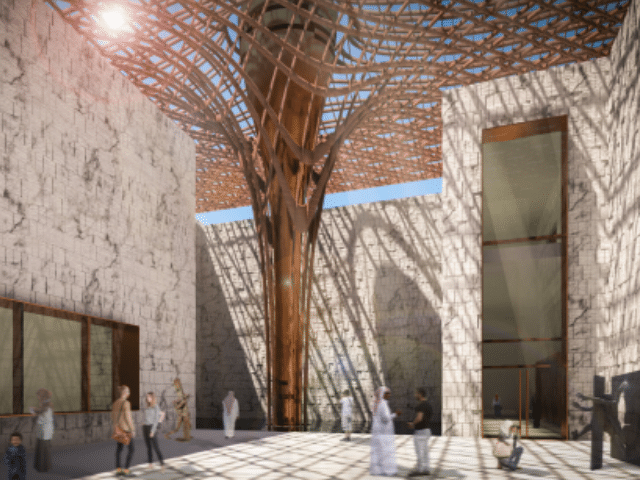 barjeel museum winning proposal