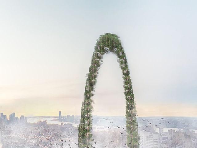 vertical park winning proposal