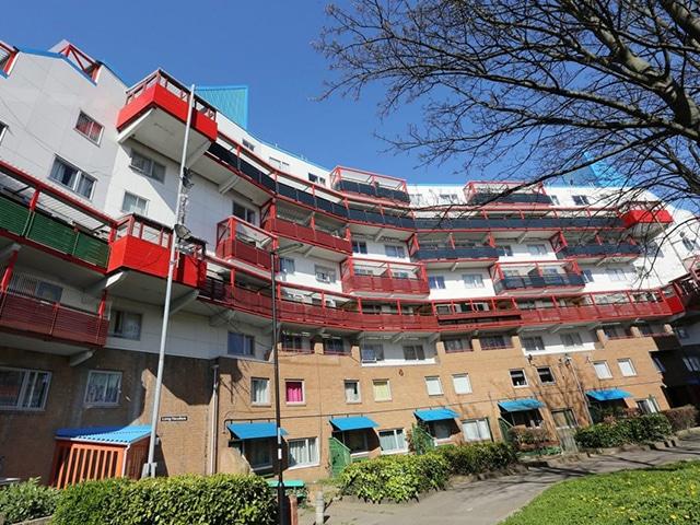 Byker Housing project