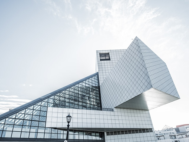 The Rock and Roll Hall of Fame and Museum, Cleveland, United States