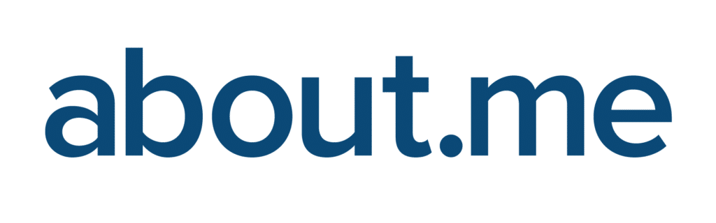 About.me Logo